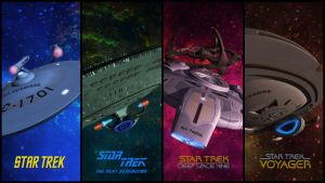 A Trek for the 20th Century by thefirstfleet