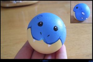 Wooden Spheal by Typact