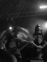 Taake Hellfest 2009 by Wild-Huntress