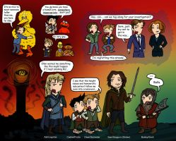 SPN Crossovers Nov 2011 by blackbirdrose