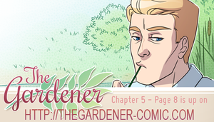 The gardener - Chapter 5 page 8 by Marc-G