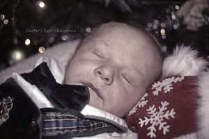 Baby's First Christmas by MaddLouise
