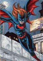 DC: Women of Legend - Batwoman by tonyperna