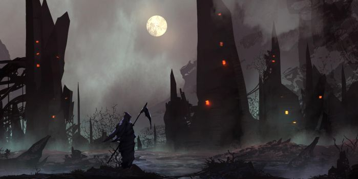 Church of The Undead by TacoSauceNinja