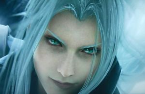 Pretty Sephiroth!  ^^ by DaikiniSan