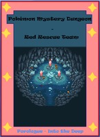 PMD Red Rescue Team Prologue cover by TintjeMadelintje101