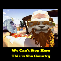 Sha Country! by Useperous