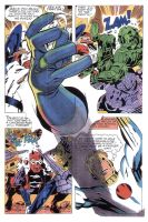 King Kirby's New Gods part 1 by BroHawk