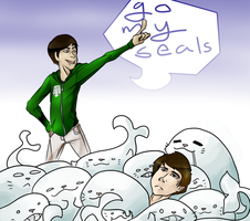 Seals by amber487