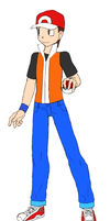 My Pokemon Trainer Will persona (3rd Generation) by MasterGamer101