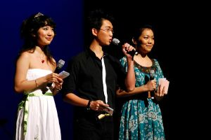 Emcees for Cactus 2009 by nathanieltan