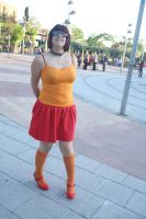 Velma Dinkley cosplay 5 by aita92