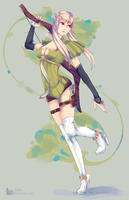 Dragon Nest: Khaleida by the-searching-one