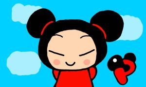 Pucca Colors 3D by rabbidlover01