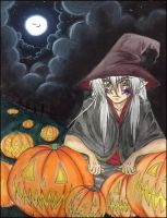 Happy Halloween: InuYasha by bananaslug77
