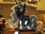Mlp Luna (WIP) by Little-Broy-Peep