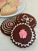 St Valentine's sweets - Cookies by MeYaIeM