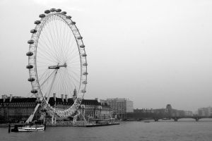 The Eye of London by cm96