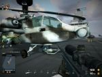 AH-64 with wash-away winter camo by benracer