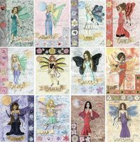 The Zodiacs collage by jenely