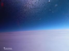 Above The Clouds 2,  Across The Universe by BrightStar2