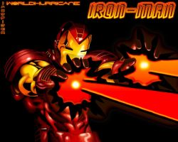 IRONMAN - DigiHer0 by jaxspider