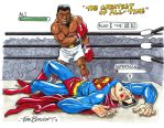 The Greatest of All Time by tombancroft