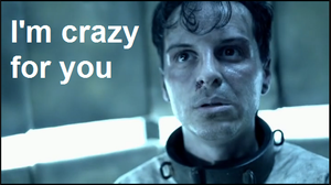 Moriarty- Crazy in Love by lizzyc7