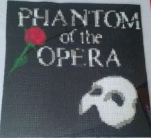 The Phantom of the Opera by Jelizaveta