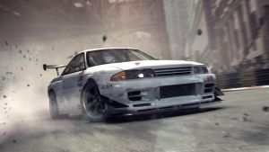 Auto Gallery Nissan Skyline GT-R (R32) Wallpaper by AcerSense