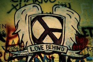 Love Behind by V-a-N-i-e