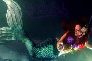 Merbellas Present The Little Mermaid by MerBellas