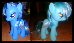 Lyra/Trixie Styled Manes by Musapan