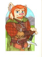 Faramir, Captain of Gondor by LordFenrir