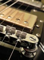 Bridge and Pickups by tepithebest