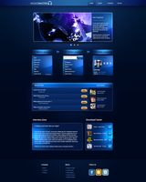 MUSIC MASTER Website by KustomzGraphics