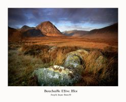Buachaille Etive Mor  II by ArwensGrace