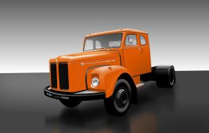 SCANIA-VABIS L76 1967 by embeembe