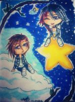 |AS|OTP| Shikyle| In a same Sky with the stars by ReveVen
