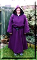 Purple Robe by Thaly