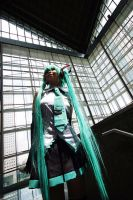 Hatsune Miku - START. by stjh-cosplay
