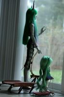 Waiting for Snow by china-dolls