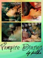 Vampire Diaries icons by pilka3331