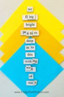 The Daily Magnet #122 by FridgePoetProject