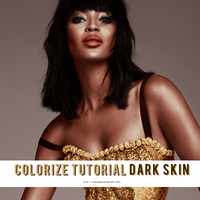 Colorize Tutorial Dark skin by Giovyn86