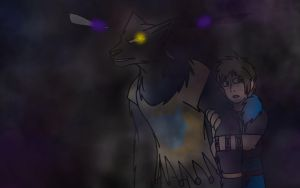 Being watched by WerewolfProtecter