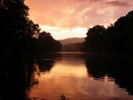 Shenandoah River by Stone1980
