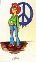 Hippie Maude by AlBrolz