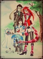 Alice's Birthday by AmeliaMadHatter