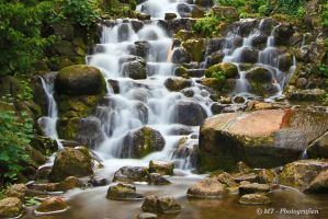 Viktoriapark waterfalls 5 by MT-Photografien